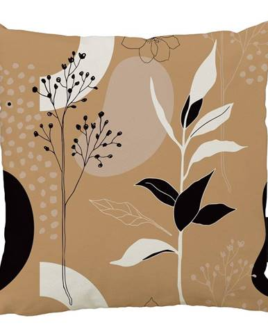 Vankúš s bavlnenou obliečkou Butter Kings Autumn Vibe, 45 x 45 cm