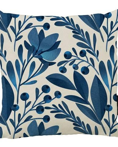 Vankúš s bavlnenou obliečkou Butter Kings Paper Flower, 45 x 45 cm