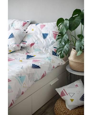 Bavlnené obliečky Cotton HoGeometry, 140 x 200 cm