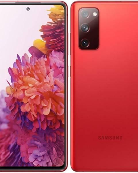 Samsung Mobilný telefón Samsung Galaxy S20 FE červený