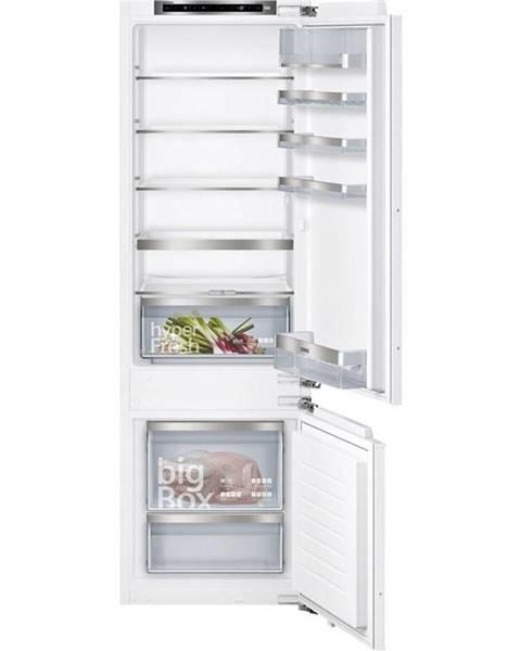 Siemens Kombinácia chladničky s mrazničkou Siemens iQ500 Ki87safe0
