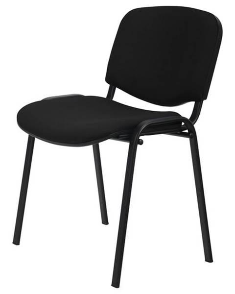 Sconto Konferenčná stolička ISO čierna