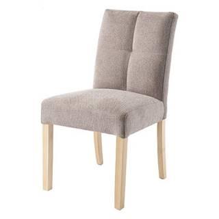 Jedálenská stolička DAKOTA hnedá