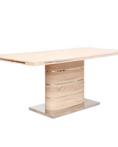 Jedálenský stôl MDF dub sonoma AMAR