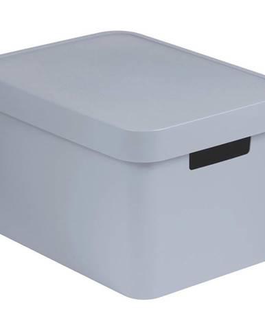 Úložný Box Infinity Light Grey
