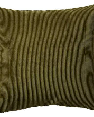 Poťah Na Vankúš Mary Cord, 40/40 Cm, Zelená