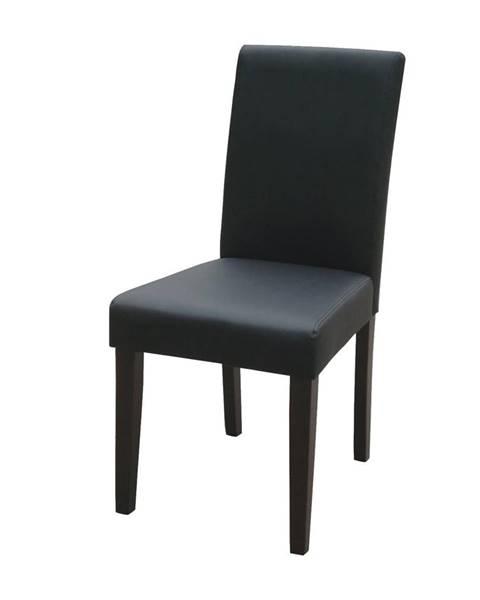 IDEA Nábytok Stolička PRIMA čierna 3034