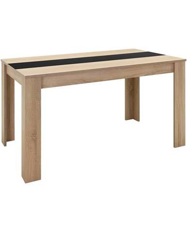 Jedálenský stôl NIKOLAS dub