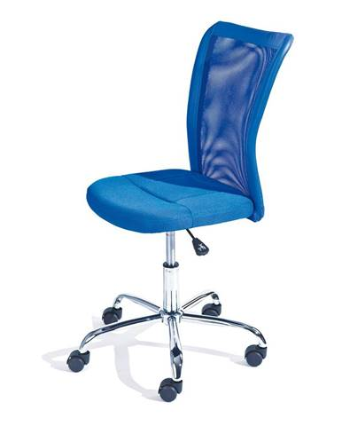 Kancelárska stolička BONNIE modrá