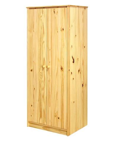 Skriňa 2-dverová 8876 lak