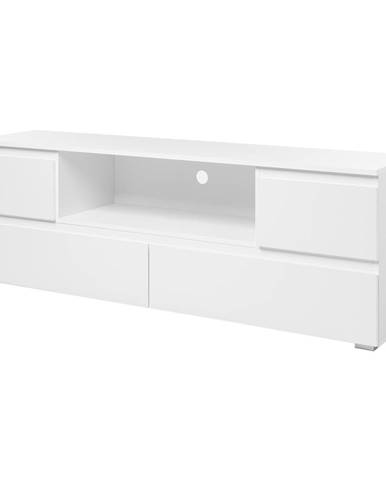 TV stolík IMAGE 18 biely