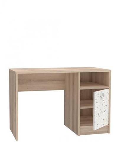 Forte Písací stolík Kolaza KLZB211