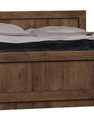 JarStol Manželská posteľ Tadeusz T-20