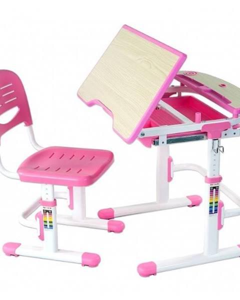Fundesk Fundesk Rastúci stôl SORRISO + stolička