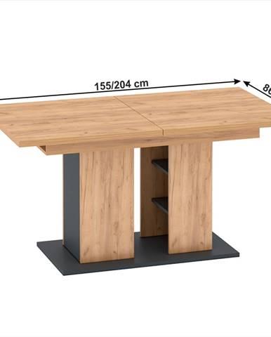 Tempo Kondela Jedálenský rozkladací stôl FIDEL S