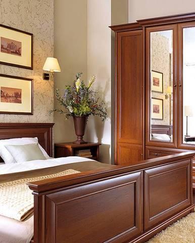 BRW Manželská posteľ KENT ELOZ 160