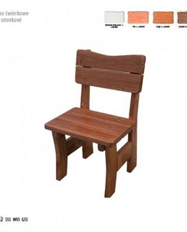 Drewmax Záhradná stolička MO262 farebné prevedenie