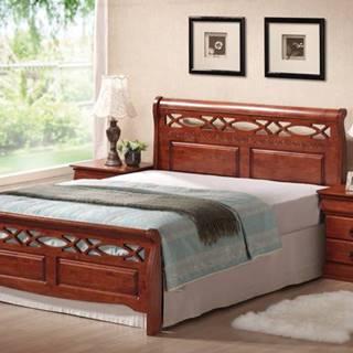Signal Manželská posteľ GENEWA A
