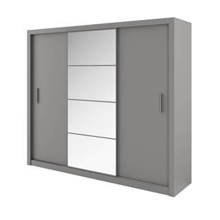 Dig-net nábytok Šatníková skriňa Idea ID-01