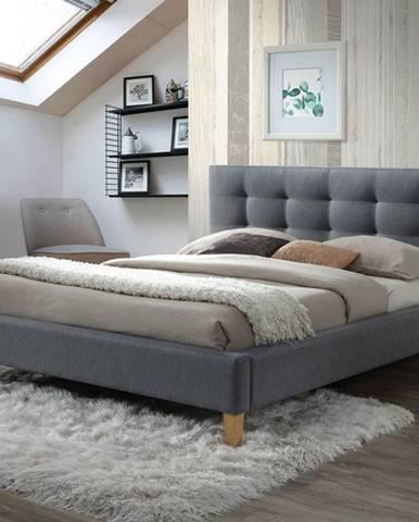 Signal Manželská posteľ TEXAS