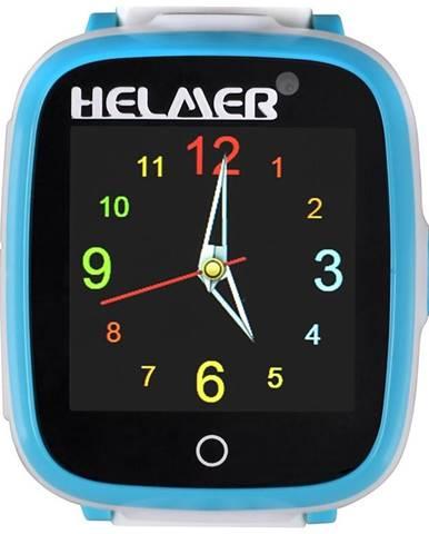 Inteligentné hodinky Helmer KW 802 dětské modré
