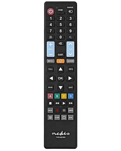 Nedis Diaľkový ovládač Nedis 5v1 pro televize Samsung, LG, Sony, Philips,