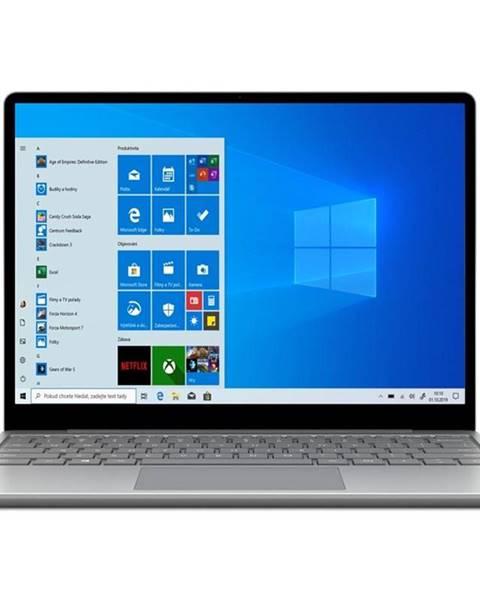 Microsoft Notebook Microsoft Surface Laptop Go strieborný