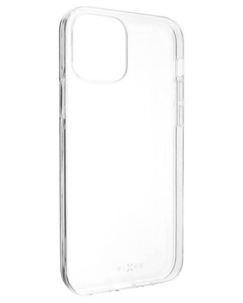 FIXED Kryt na mobil Fixed na Apple iPhone 12/12 Pro priehľadný