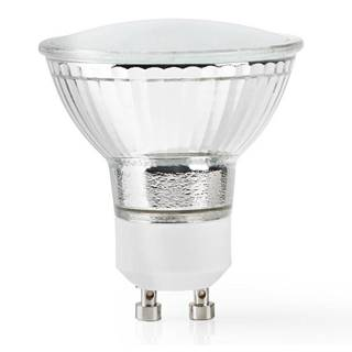 Inteligentná žiarovka Nedis bodová, Wi-Fi, 4.5W, 330lm, GU10, teplá