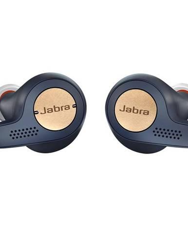 Slúchadlá Jabra Elite 65t Active modrá/medená