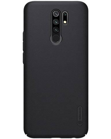 Kryt na mobil Nillkin Super Frosted na Xiaomi Redmi 9 čierny