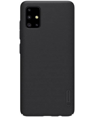 Kryt na mobil Nillkin Super Frosted na Samsung Galaxy A51  čierny