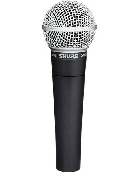 Shure Mikrofón Shure SM58-LCE