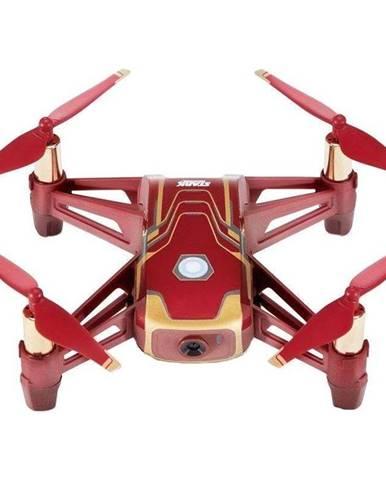 Dron Ryze Tech Tello - Iron Man Edition červený/zlat