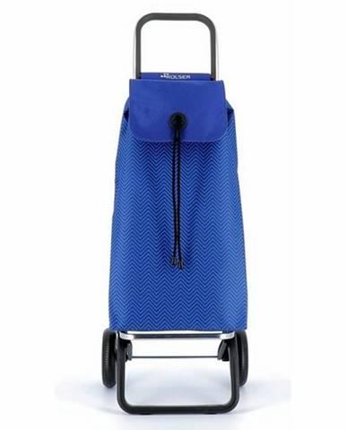 Rolser Nákupná taška na kolieskach I-Max Ona Convert RG, modrá