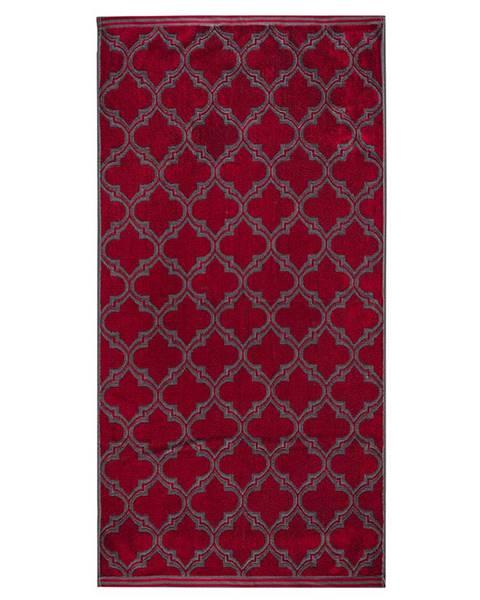 Tescoma JAHU Osuška Castle červená, 70 x 140 cm