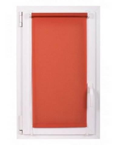 Egibi Roleta MINI Rainbow Line červená, 57 x 150 cm