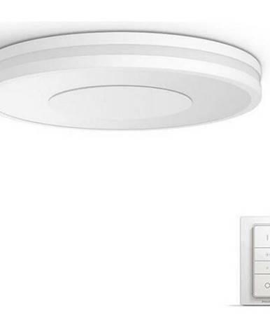 Philips Hue 32610/31 / P6 LED prisadený luster Being 1x32W | 2200-6500K - Bluetooth, s diaľkovým ovládačom