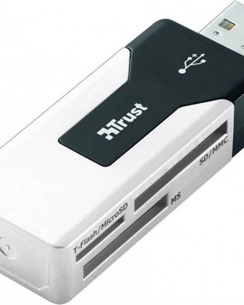 Trust Čítačka TRUST 36-in-1 USB2 Mini Cardreader CR-1350p