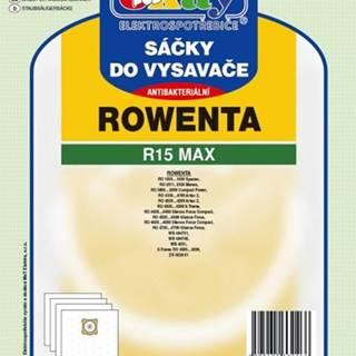 Vrecká do vysávača Rowenta R15 MAX, 8ks