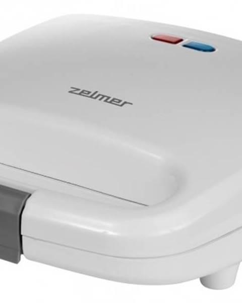 Zelmer Sendvičovač Zelmer ZSM7850, 750W, biely