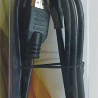 HDMI kábel MK Floria, mikroHDMI, 2.0, 1,8m