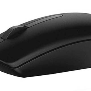 Drôtová myš Dell MS116, čierna + Zdarma podložka Olpran
