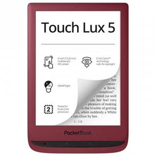 PocketBook Touch Lux 5 - Ruby Red
