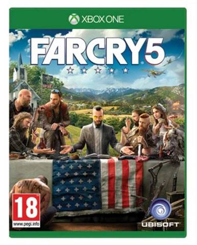Hra Ubisoft Xbox One FAR CRY 5