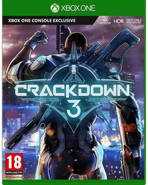 Microsoft Crackdown 3