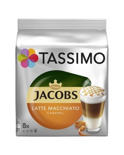 Tassimo Kapsule Tassimo Jacobs Latte Macchiato Caramel, 8 + 8ks