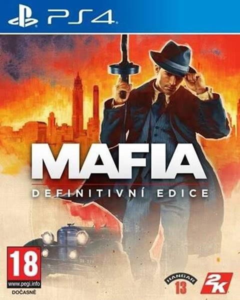 AT Computers PS4 hra - Mafia: Definitive Edition