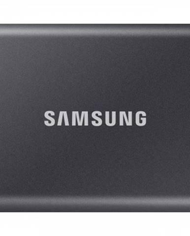 Externý SSD disk Samsung - 500 GB - čierny