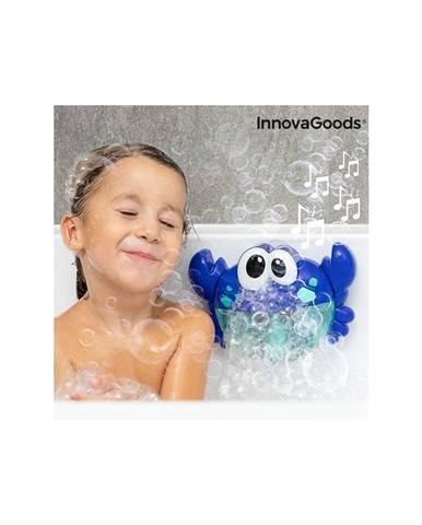 Hrací krab s mydlovými bublinami do vane InnovaGoods